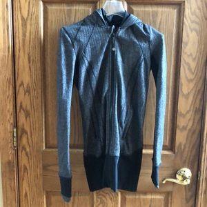 Lululemon zippered jacket